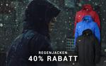☔ Englisches Wetter | 40% Rabatt ☔