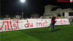 Heiratsantrag in der Regionalliga