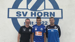 Horn angelt sich Admira-Talent