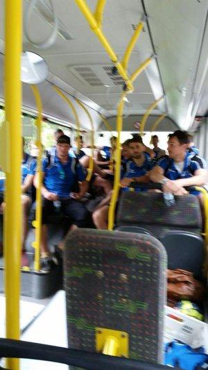 Schwaz-Linienbus Anreise