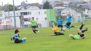 USV St Oswald Damen vs Peuerbach