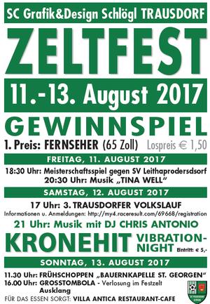 Zeltfest_Trausdorf_Flyer