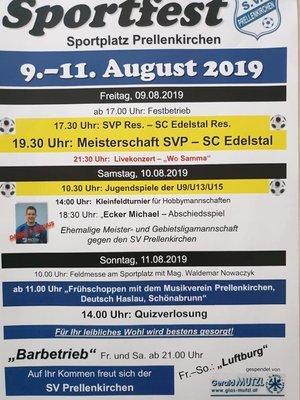 Prellenkirchen Plakat