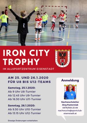 iron city trophy