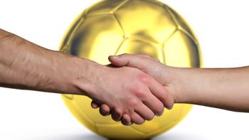 Zwei Spieler auf Vereinssuche