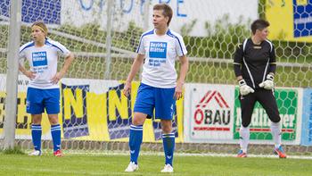Knapper Südburgenland-Sieg in Kärnten