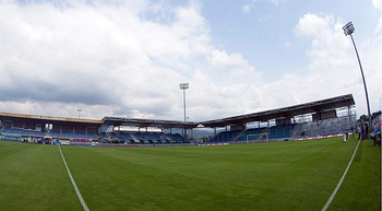 Neuer Stadionname für Grödig
