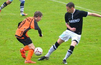 Arnreit schafft mit Sieg Anschluss an Relegationsplatz