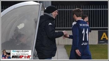 KSV Amas mit neuen Trainer!