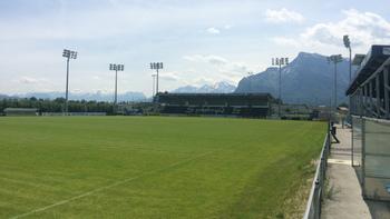 Test von Austria Salzburg abgebrochen