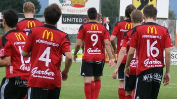 Fürstenfeld verabschiedet drei Spieler