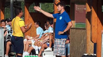 Mattersburger Amas mit neuem Trainer