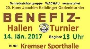 Hallenturnier der Schirigruppe Wachau