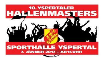 Yspertaler Jubiläums-Hallenmasters!