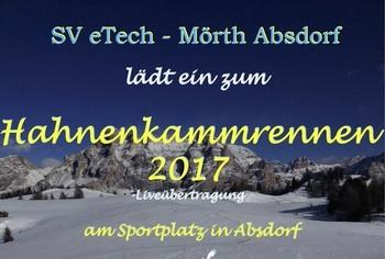 Hahnenkammrennen in Absdorf