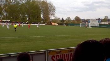 SC Mautern : SV Bergern - Tor