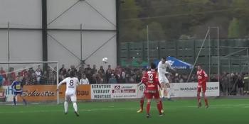 Video: GAK zieht ins Viertelfinale ein