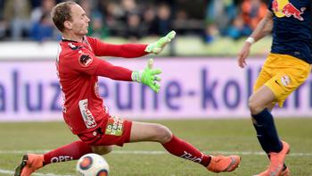 Bundesliga-Keeper für Wacker?