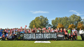Benefiz-Turnier beim FC Hellas Kagran
