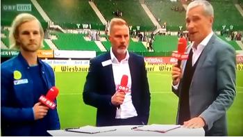 Thorsten Fink watscht Pariasek und Hackmair ab!