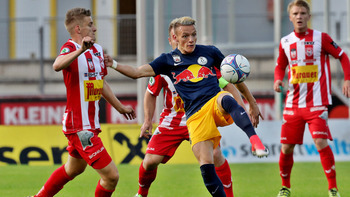 Red Bull befördert Liefering-Youngster