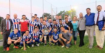 Slovan HAC freut sich auf die Stadtliga!