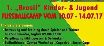"""""""Brasil"""" Kinder- Jugendcamp des SV Etech Mörth Absdorf"""