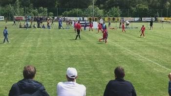 SV Grödig : 1. FC Köln
