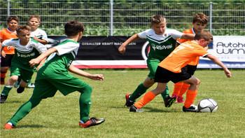 Internationales 3-Länder-Turnier in Wels