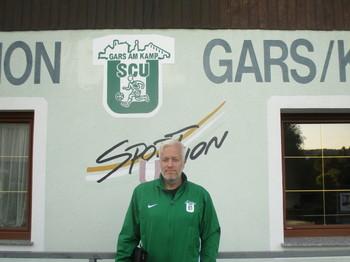 SCU Gars bestellt neuen Cheftrainer