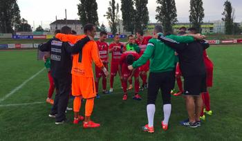 Cup: Wimpassing bezwingt FC Stadlau