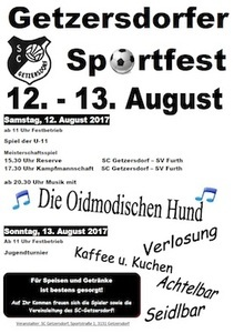 Sportfest des SC Getzersdorf