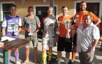 Arnsdorf holte sich den Wachau Cup