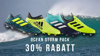 30% auf das adidas Ocean Storm Pack!