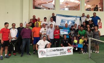 Schinkels & Hamerschmidt gewinnen Charity-Turnier!