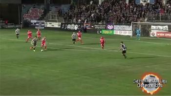 Video: Bruck/L. ließ dem Sportclub keine Chance
