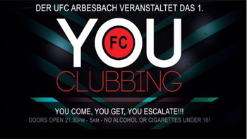 YouFC Clubbing in Arbesbach