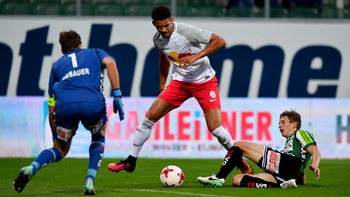 FC Liefering - SV Ried: Die Zahlen