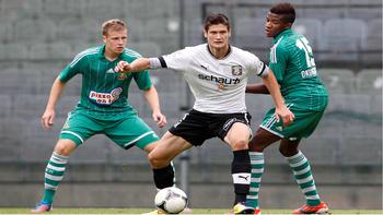 Slowakisches Wechselspiel beim SV Sankt Margarethen