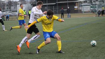 Hohenems wirft Altach Amateure aus dem Cup