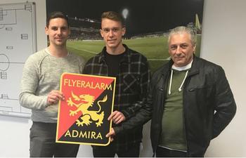 Admira verlängert mit vier Top-Talenten
