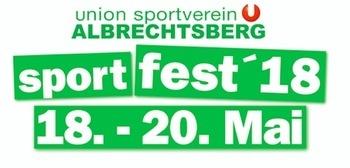 Sportlerfest des USV Albrechtsberg