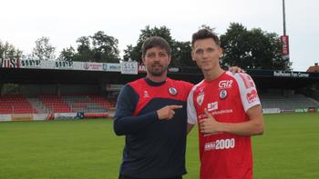 Vorwärts holt Landesliga-Talent