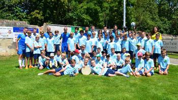 Brasilcamp in Haitzendorf ein voller Erfolg
