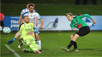 Ried angelt nach Bundesliga-Stürmer