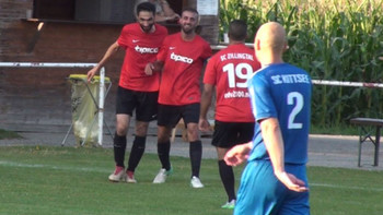Zillingtal eliminiert Kittsee im Cup
