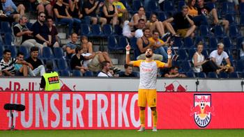 So seht ihr das Salzburg-Spiel gegen Roter Stern im TV