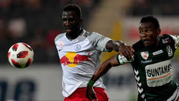Liefering fordert Ried