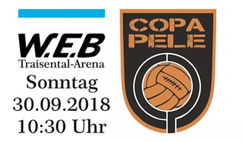 Copa Pele Team in Traismauer