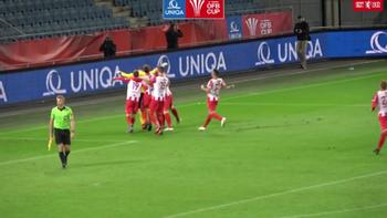 ÖFB-Cup: Kracher für den GAK